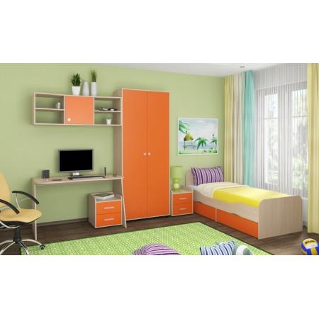 Детская комната Дельта - Композиция 10 ДО