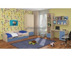 Детская комната Дельта - Композиция 12 ДГ
