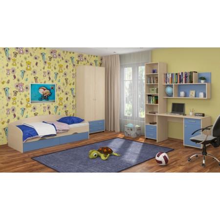 Детская комната Дельта - Композиция 12 ДВ