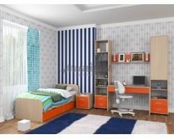 Детская комната Дельта - Композиция 14 ДО