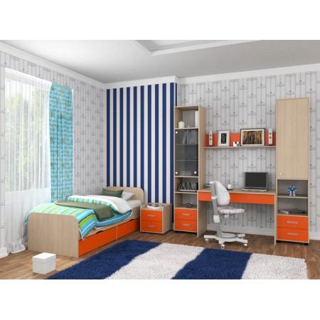 Детская комната Дельта - Композиция 14 ДВ