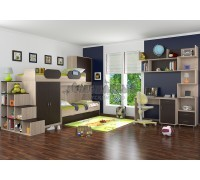 Детская комната Дельта - Композиция 1 ДВ