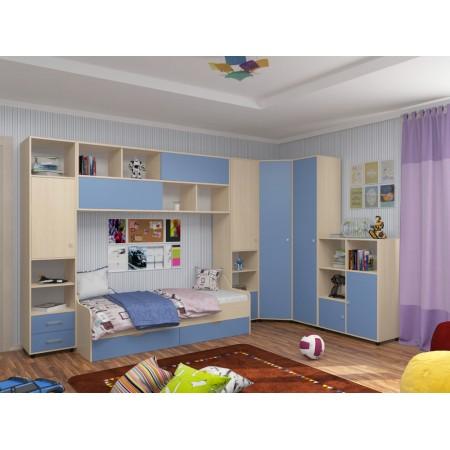 Детская комната Дельта - Композиция 2 ДВ