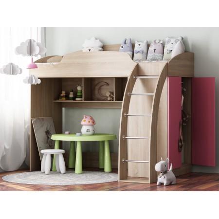 Кровать верхняя Соня-1, Формула Мебели
