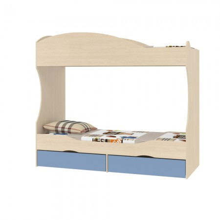 Двухъярусная кровать Дельта - 20, Формула Мебели