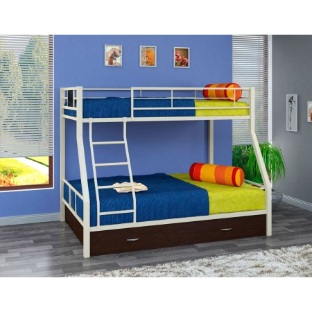Двухъярусная кровать Гранада - 1 Я , Формула Мебели