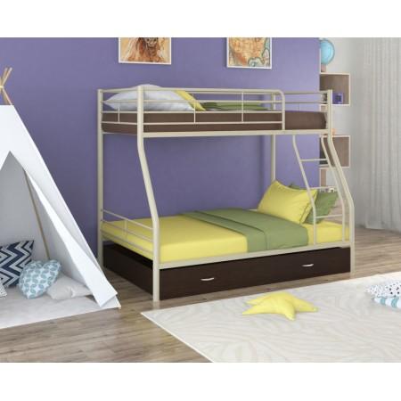 Двухъярусная кровать Гранада - 2 Я , Формула Мебели