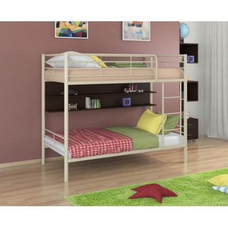 Двухъярусная кровать Севилья - 3 П , Формула Мебели