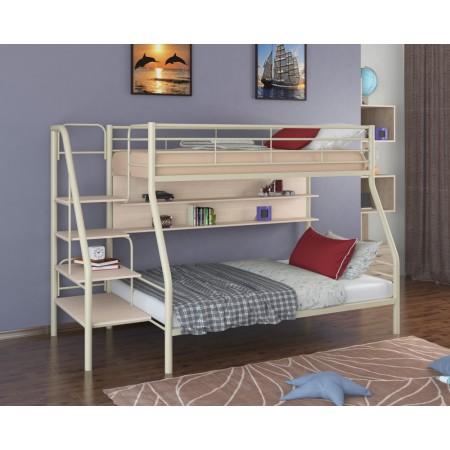 Двухъярусная кровать Толедо 1П, Формула Мебели