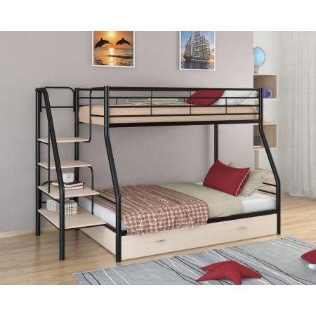 Двухъярусная кровать Толедо 1Я, Формула Мебели