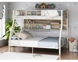 Двухъярусная кровать Гранада -1П 140