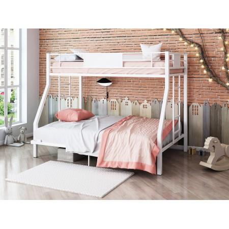 Двухъярусная кровать Гранада - 140, Формула Мебели