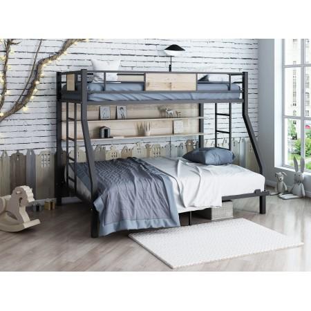 Двухъярусная кровать Гранада П 140, Формула Мебели