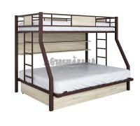 Двухъярусная кровать Гранада ПЯЯ 140