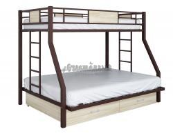 Двухъярусная кровать Гранада  ЯЯ 140
