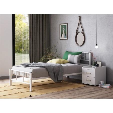 Одноярусная кровать Кадис, Формула Мебели