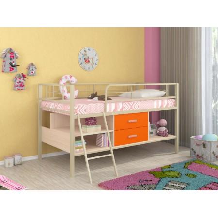 Кровать-чердак Севилья-Я-мини, Формула Мебели