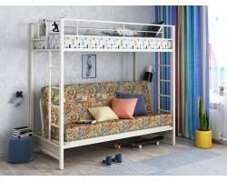Двухъярусная кровать с диваном Мадлен ЯЯ