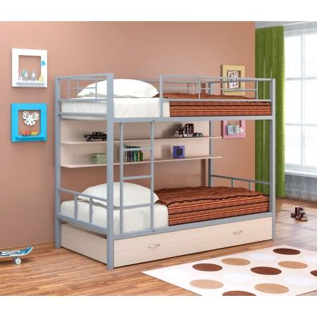 Двухъярусная кровать Севилья - 2 ПЯ , Формула Мебели
