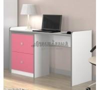 Письменный стол с тумбой Дельта Сильвер 15.03+24.03