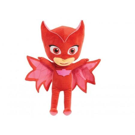 Говорящая Мягкая Игрушка Алет 35 см - Герои в Масках, PJ Masks