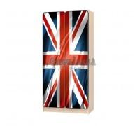 Carobus шкаф детский Лондон - Флаг, Carobus