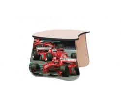Carobus детский столик Формула красный