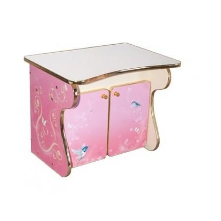 Carobus тумбочка-столик - Принцесса, Carobus