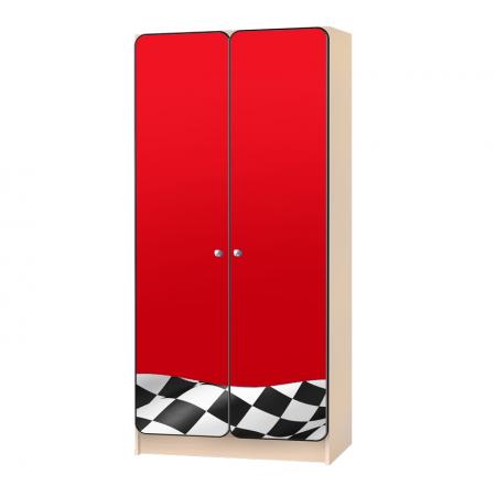 Carobus шкаф детский Флаг красный, Carobus