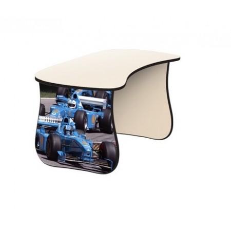 Carobus детский столик Формула синий, Carobus