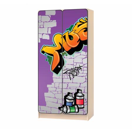 Carobus шкаф детский Граффити, Carobus