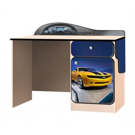 Carobus письменный стол Камаро на синем, Carobus