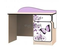 Carobus письменный стол Бабочка