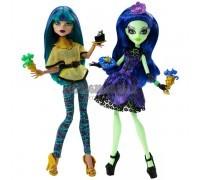 Набор кукол Нефера и Аманита - Крик и сахар