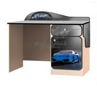 Carobus письменный стол СуперКар синий