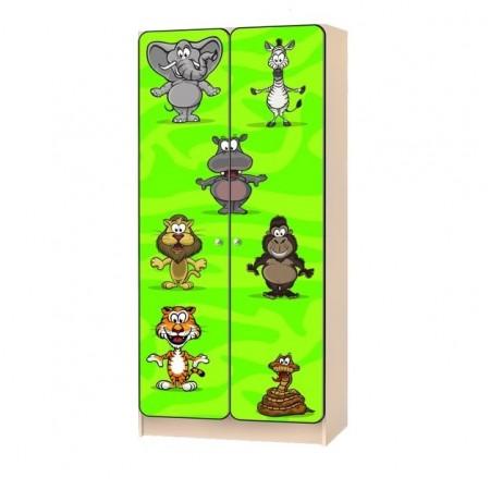 5919, Carobus шкаф детский Энималс, B462-ED, 11500ք, B462-ED, Carobus, Детский шкаф