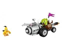 LEGO The Angry Birds Movie 75821 Побег Свинки на авто