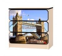 Carobus комод - Лондонский мост