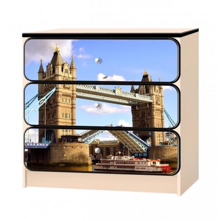 Carobus комод - Лондонский мост  , Carobus