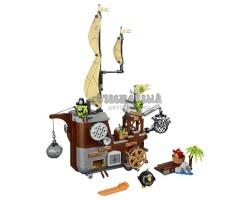 LEGO The Angry Birds Movie 75825 Пиратский корабль Свинок