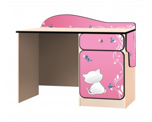 Carobus письменный стол Китти Кэт