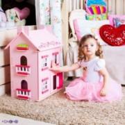 Домики для мини-кукол