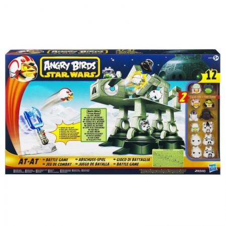 Звездные Войны Энгри Бердз - Атака АТ-АТ, Hasbro