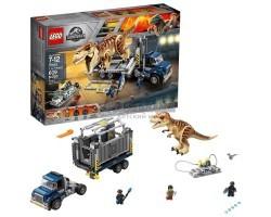 Конструктор LEGO Jurassic World 75933 Транспорт для перевозки Ти-Рекса