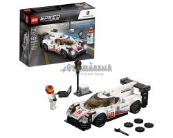 Конструктор LEGO Speed Champions 75887 Porsche 919 Hybrid
