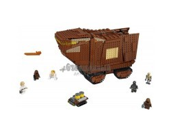 Конструктор LEGO Star Wars 75220 Песчаный краулер