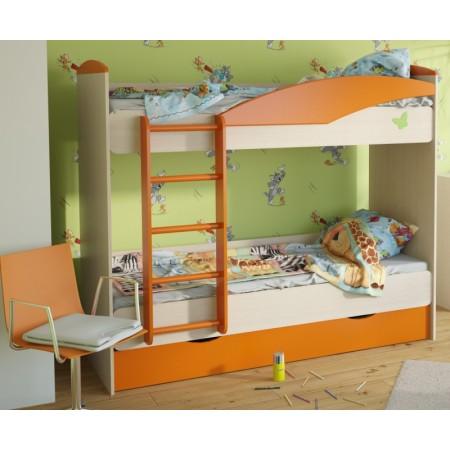 Кровать № 23 от ЖК 4.5М , Мебельная фабрика Корвет