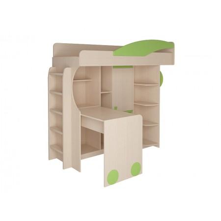 Набор мебели 4.4.1 + Лестница №2, Мебельная фабрика Корвет