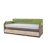 Кровать односпальная 12М Серия 4.14