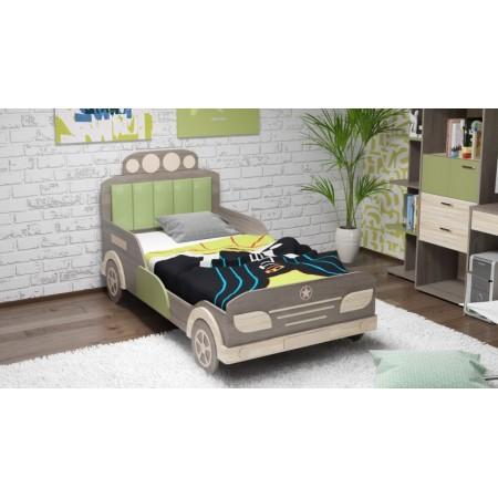 Кровать - машина Трюфель №138 Серия 4.14, Мебельная фабрика Корвет